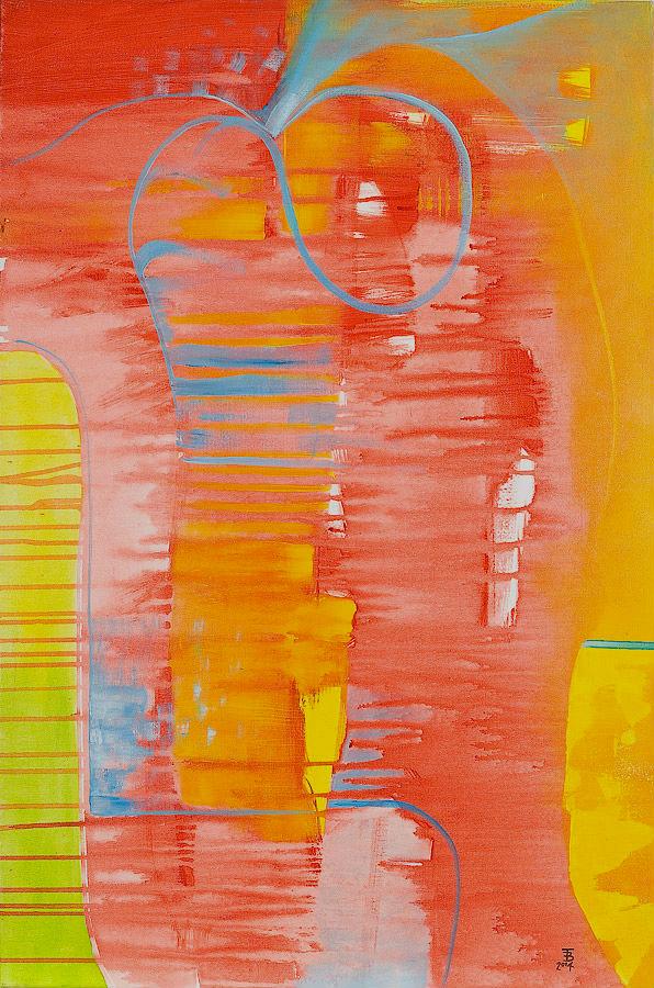 akryl-płótno, 60 x 90 cm